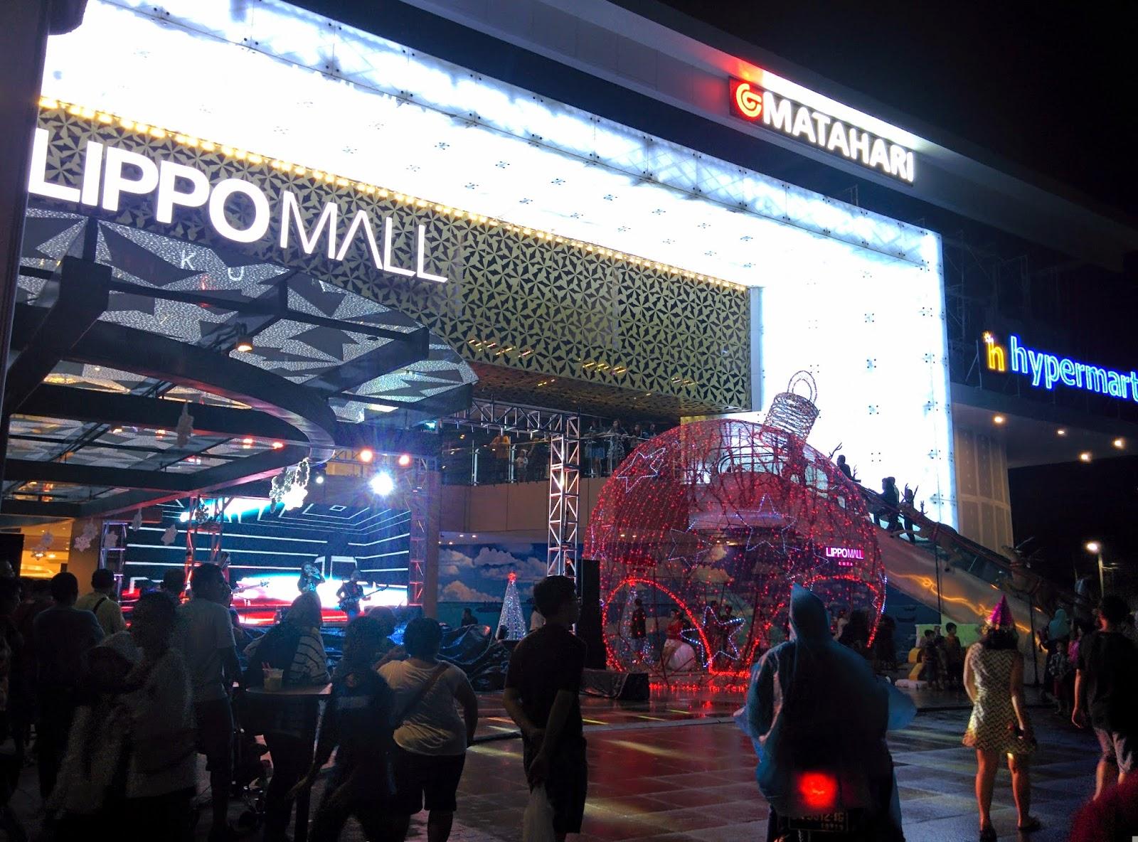 lippo mall kuta jalan kartika plaza