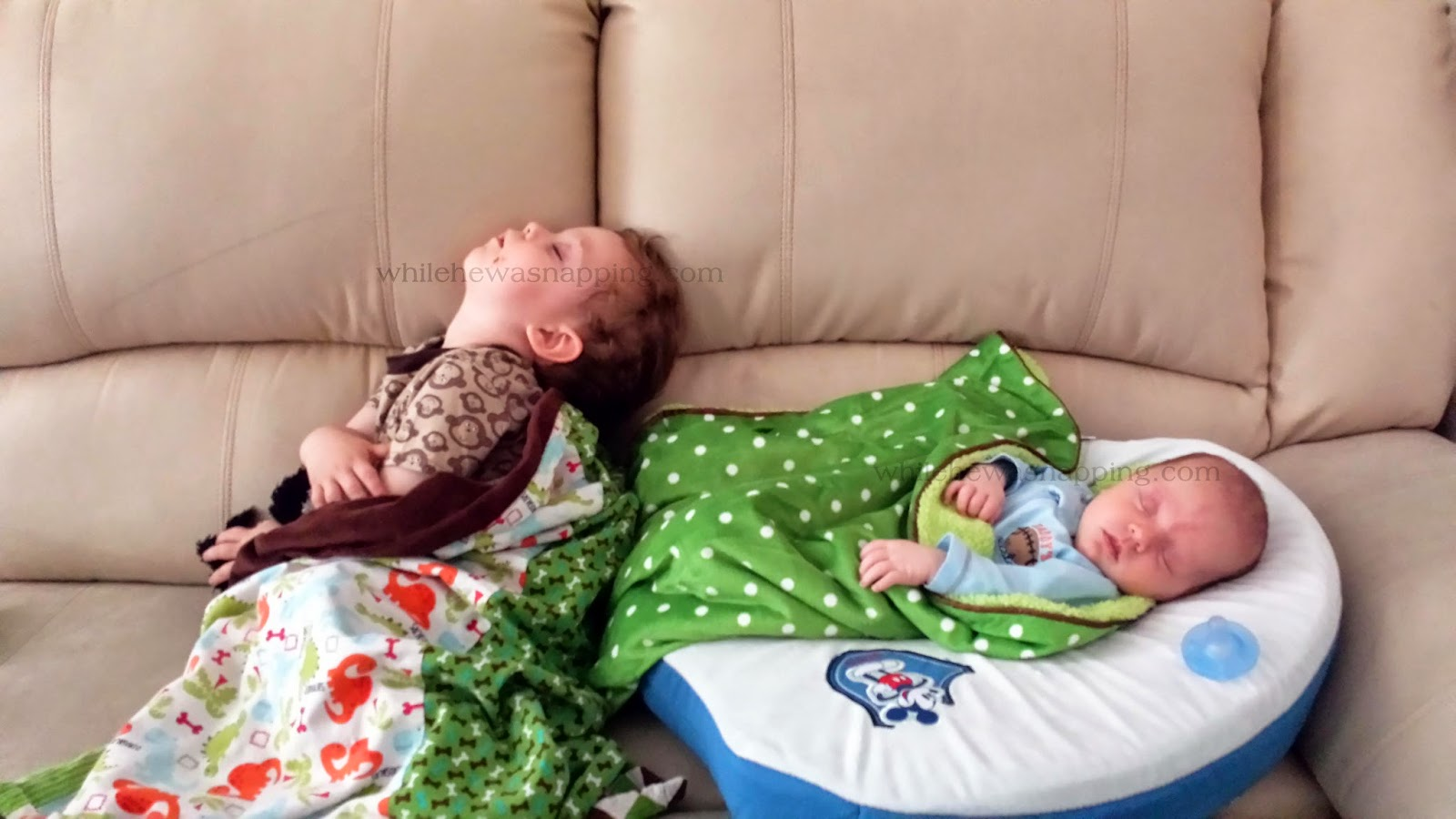 Letting Baby Nap In Infant Car Seat