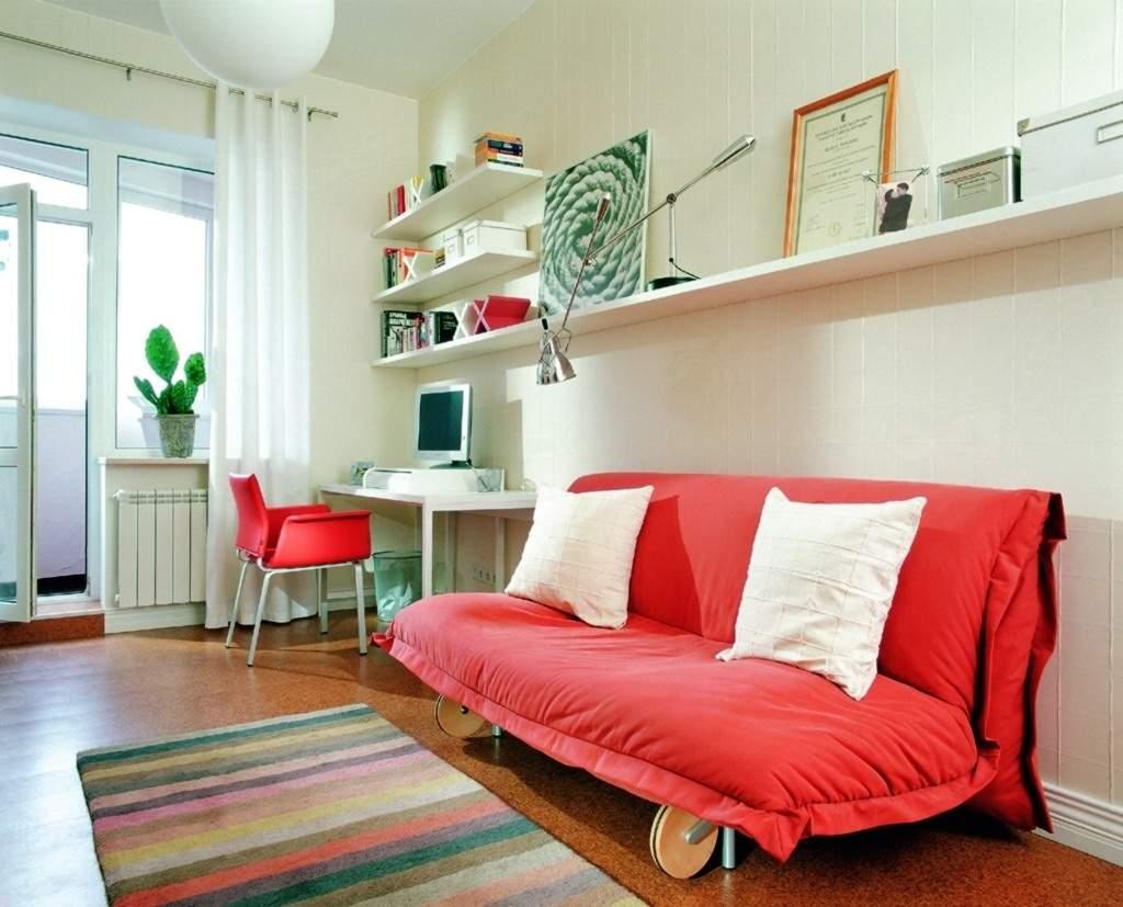Desain Ruang Tamu Sederhana Minimalist Idcom