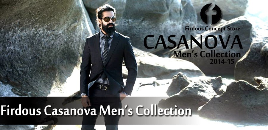 FirdousCasanovaMenE28099sCollection2014 2015 wwwfashionhuntworldblogspotcom 0001 - Firdous Casanova Men's Collection 2014-2015