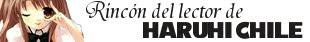 """Revisa todas las entradas de """"El Rincón del Lector de Haruhi Chile"""" aquí!"""