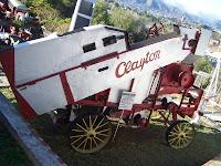 Museo de tractores, Villa Carlos Paz, Córdoba