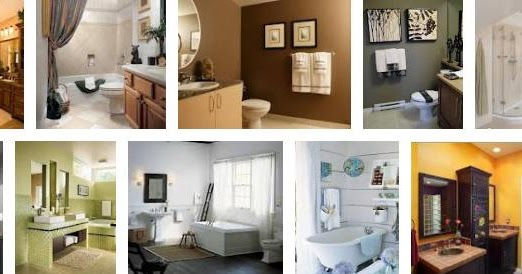 Decorating bathrooms decorating bathroom for H g bathrooms brookvale