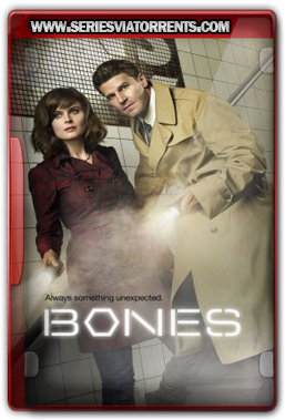 Bones 4ª Temporada Torrent – Dublado HDTV 720p (2008)