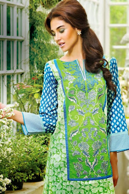 Most Stylish Kurtis, Kurti Fashion In Pakistan, New Kurti Designs 2015.