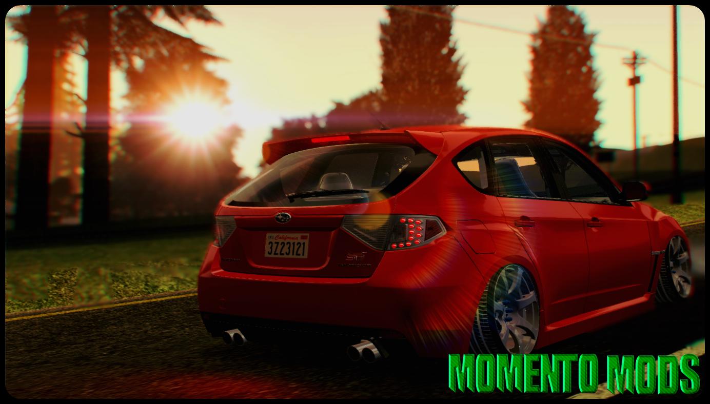 GTA SA - New Enb Series