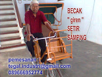 becak antik