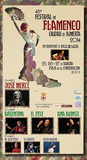 Almería - 48º Festival Flamenco 2014