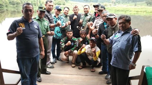 Cegah Talaga Saat Jatuh Ke Penguasa, Jajaran Korem 061/SK Menggelar Rakor Optimalisasi Pemberdayaan Talaga Saat