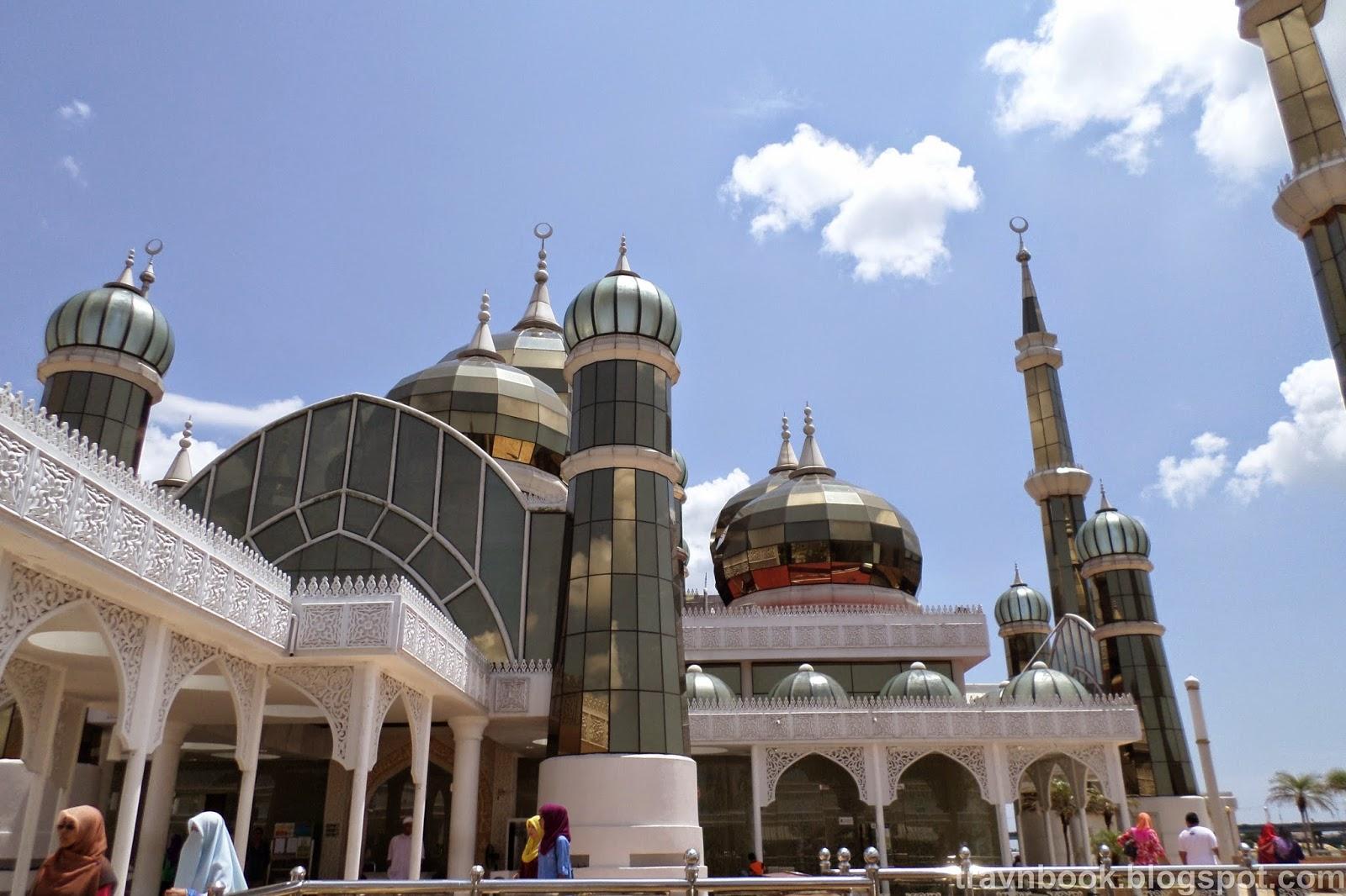 Homestay Masjid Kristal kt Masjid Kristal