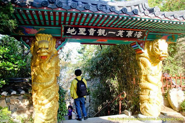 haedong yonggungsa entrance