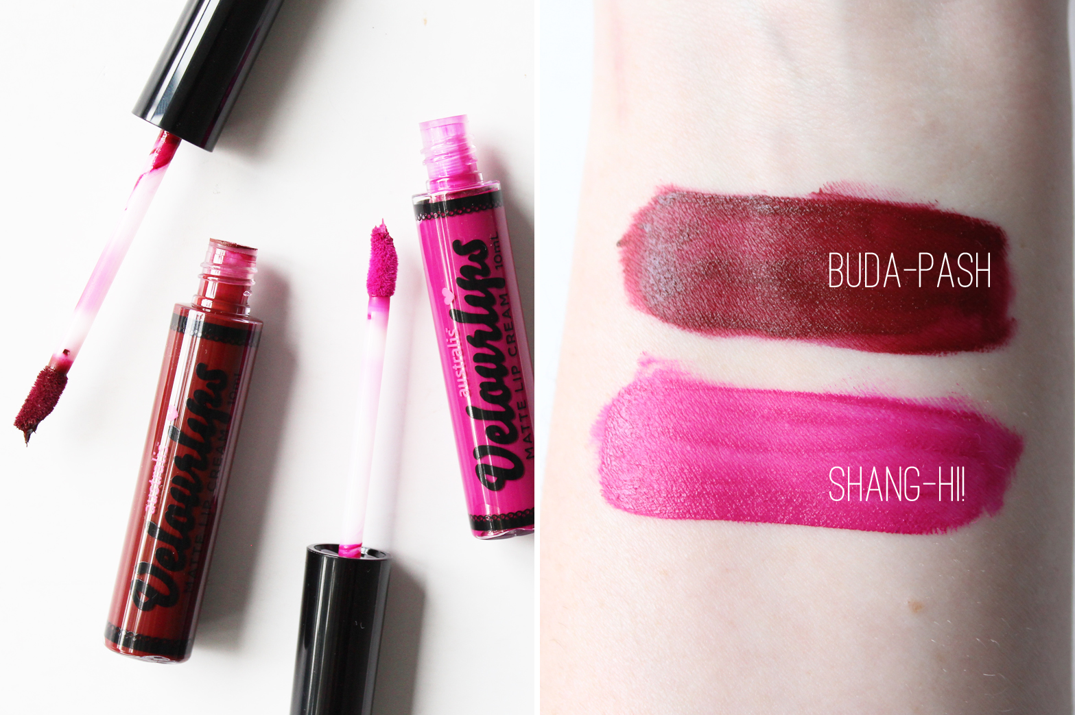 AUSTRALIS | New Releases - Mix It Foundation + New Velourlip Matte Lip Cream Shades - CassandraMyee