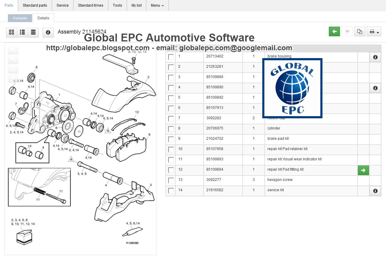 Volvo Fl6 Workshop Manualglobal Epc Automotive Software Wiring Diagram Pdf Global Impact Trucks