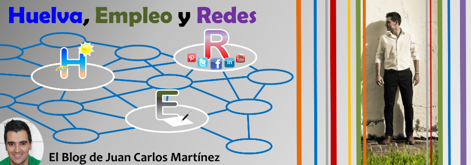 Huelva, empleo y redes. El blog de Juan Carlos Martínez.