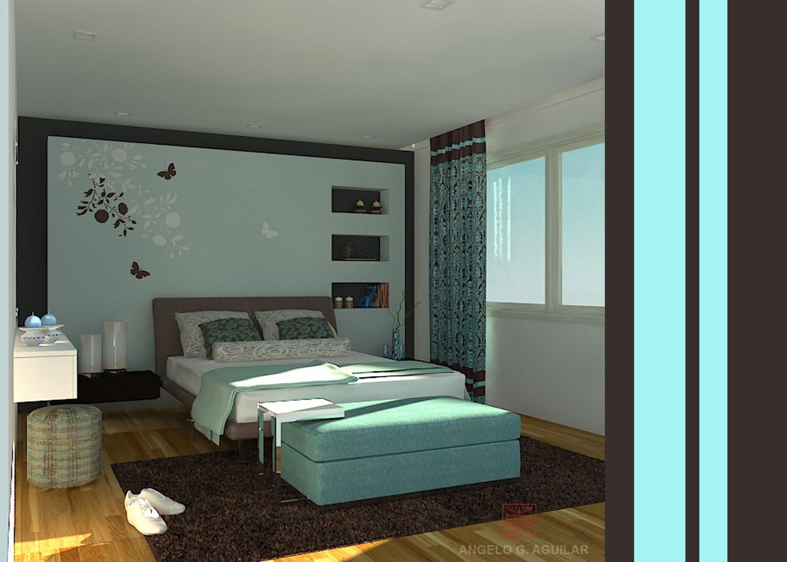 Stunning Turquoise Bedroom Designs 1600 x 1143 · 141 kB · jpeg