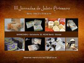 III Jornadas de jabn artesano