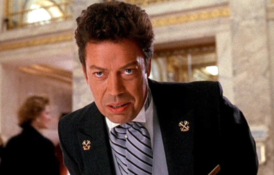 Tim Curry 2013