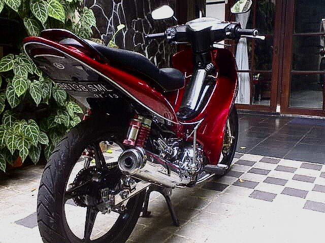50+ Modifikasi Motor Yamaha JupiterZ