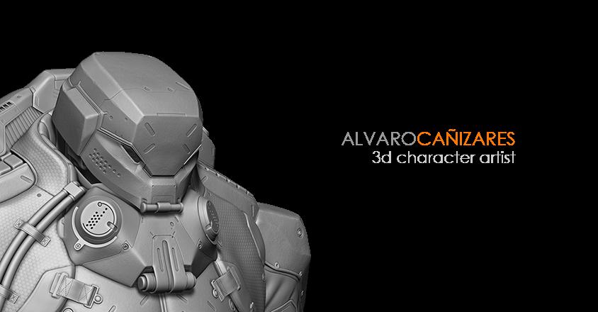 Alvaro Cañizares_ 3D art