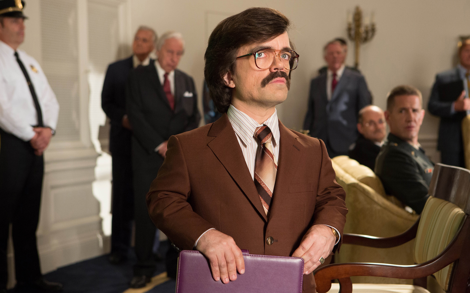 Peter Dinklage Wallpapers Bolivar Trask Peter Dinklage d Wallpaper HD