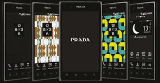 LG Prada 3.0 Android Phone