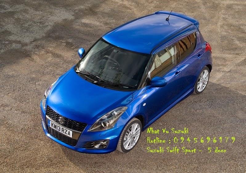 Suzuki swift nhập nguyên chiếc từ Nhật Bản