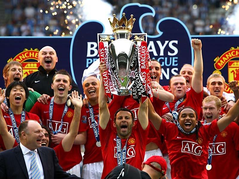 Image result for Manchester United EPL 2011