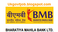 Recruitment Bhartiya Mahila Bank 2014