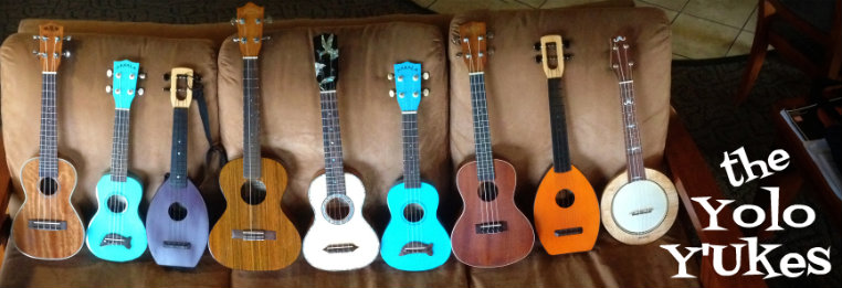 Yolo Ukulele Players