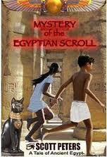 image: Mystery of the Egyptian Scroll - mystery book review