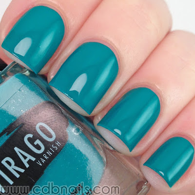 Virago Varnish-Wait Unteal the Sun Sets