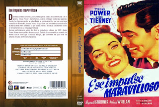 Ese impulso maravilloso (1948 - That Wonderful Urge)