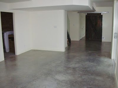 MODE CONCRETE: Modern, Natural, Eco-Friendly Basement Concrete ...