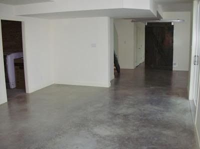 MODE CONCRETE: Modern, Natural, Eco-Friendly Basement Concrete ...