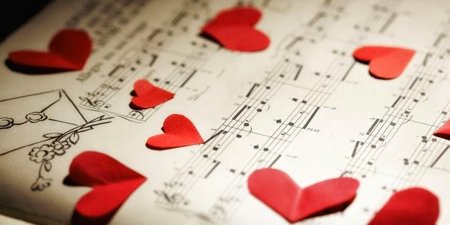 Daftar lagu barat romantis