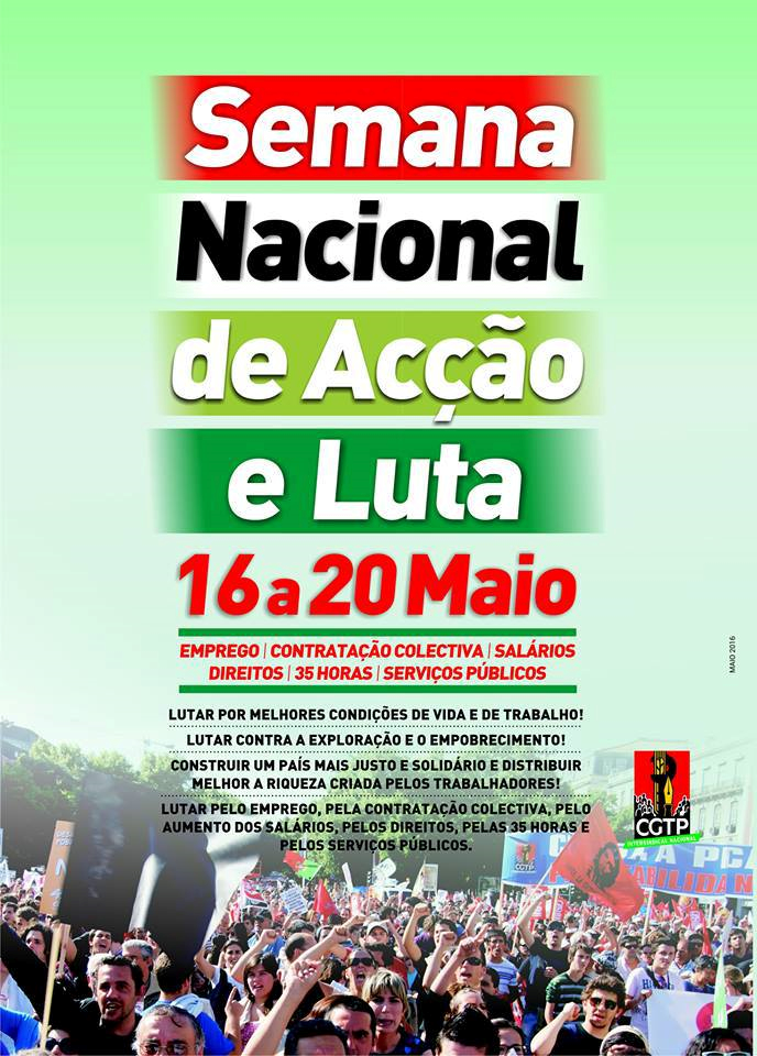 A LUTA CONTINUA