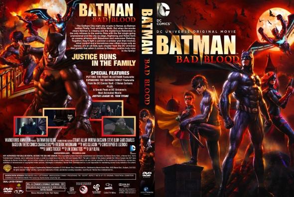 Batman Sangue Ruim BDRip XviD Dual Áudio Batman 2BBad 2BBlood