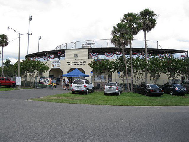 Buddy Lowe Field at Pat Thomas Stadium in Ventian Gardens