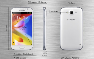 Samsung Galaxy Grand - tecnogeek.es