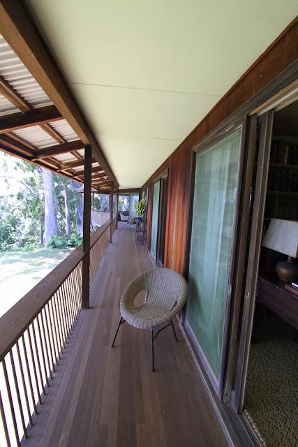The Liljestrand House, Ossipoff, Tantalus Dirve, Honolulu, Hawaii