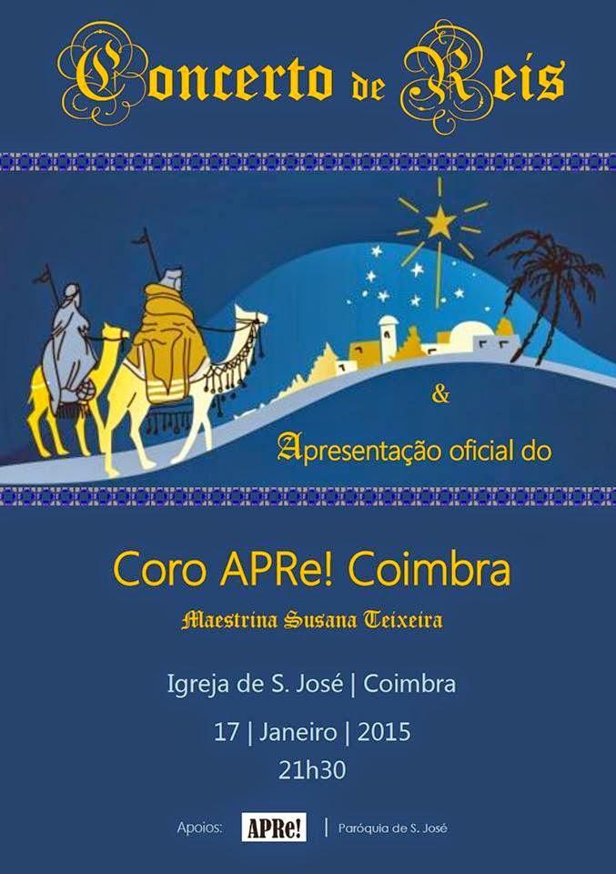 Apresentação Oficial do Coro APRe! Coimbra