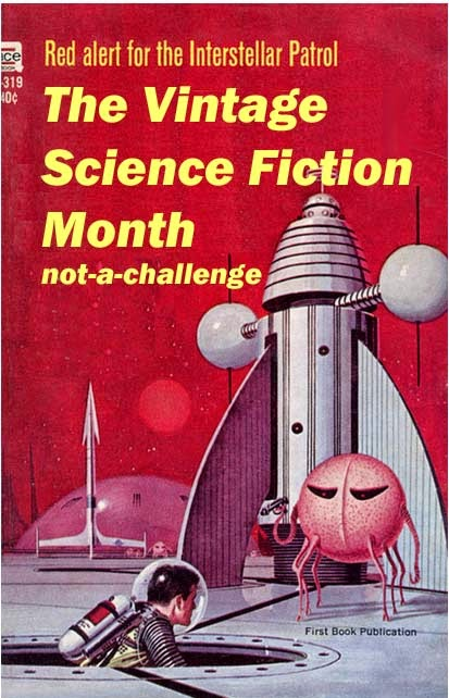 Vintage Science Fiction Month