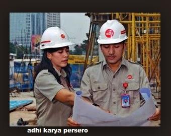 peluang kerja adhi karya, lowongan BUMN Adhi karya, Loker BUMN Adhi karya, Rekrutmen SMK adhi karya