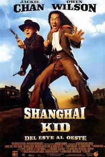 Shanghai Kid: Del Este al Oeste