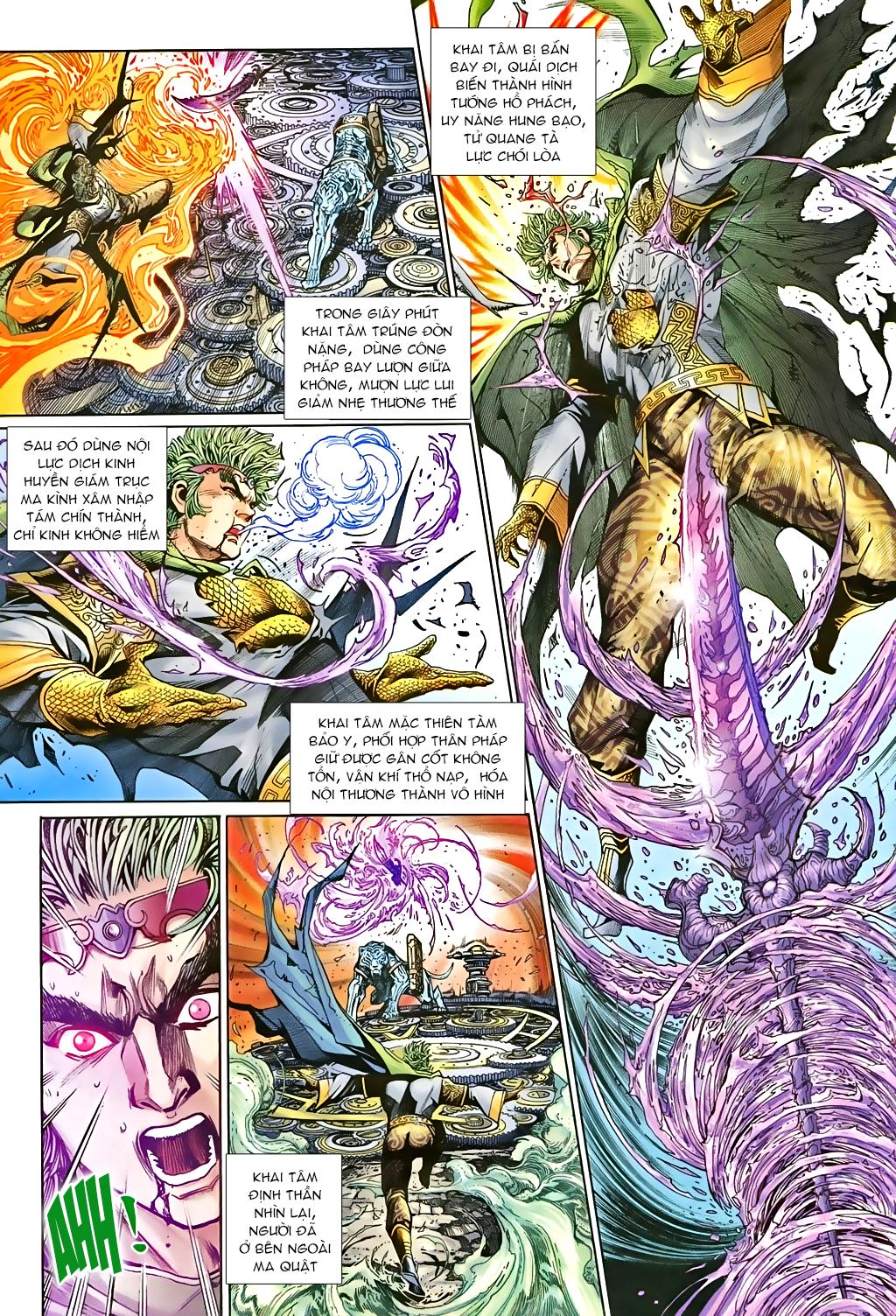 Thần binh huyền kỳ 3 - 3.5 tập 81 - 10