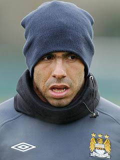Carlos Tévez está en la mira del Milán de Italia