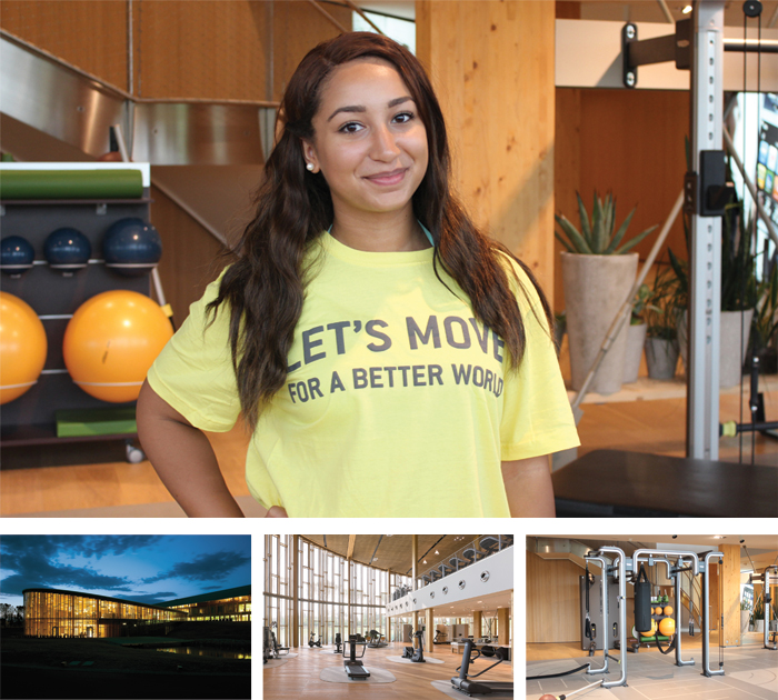 gymbags and gladrags blogger technogym village experience