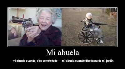 cometen las abuelas
