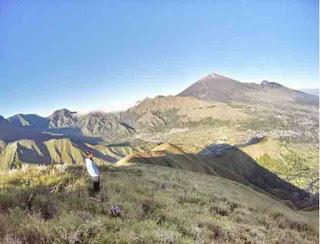 wisata bukit di lombok