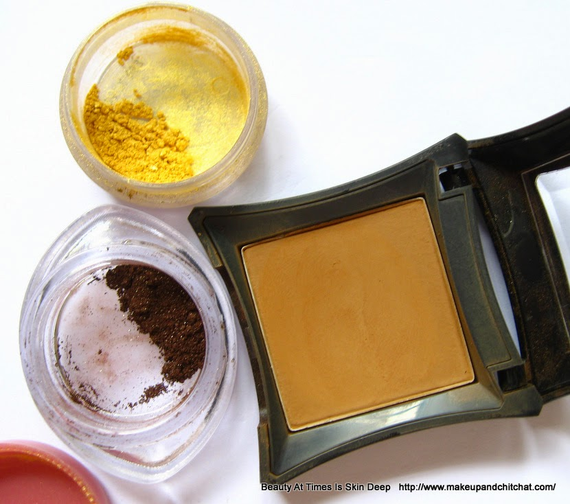 Eye shadow colors for brown eyes